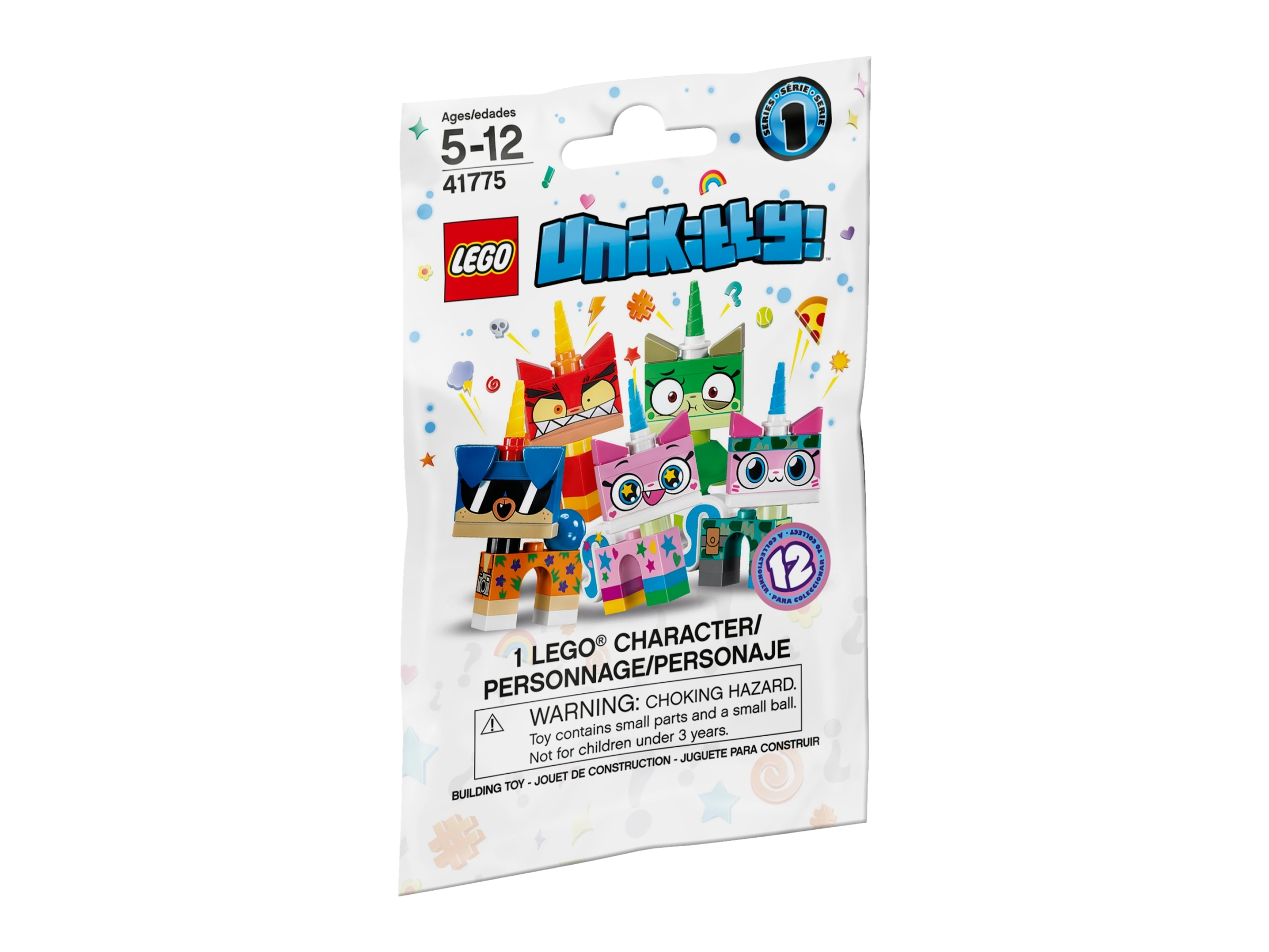LEGO UNIKITTY MINIFIGURES Pick Your Own Minifigure Series 1 41775 NEW