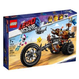 Triciclo Motorizado Heavy Metal de Barba de Ferro!