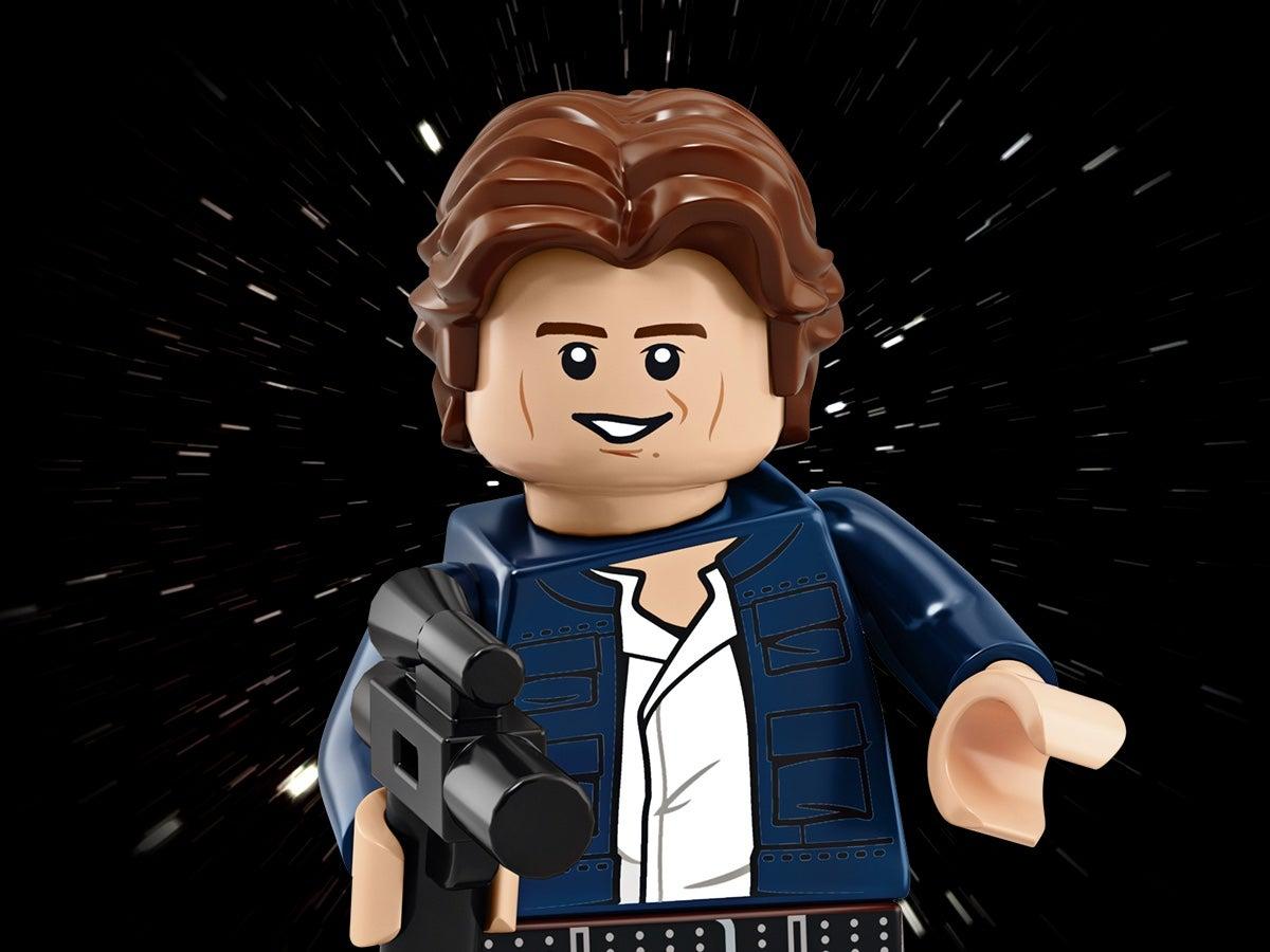 CHEWBACCA STAR WARS MINI FIGURE LEGO COMPATIBLE MINI FIG