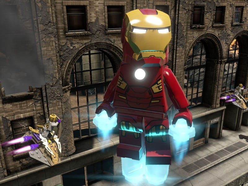 Lego Marvel Avengers Games Lego Marvel Official Lego Shop Si