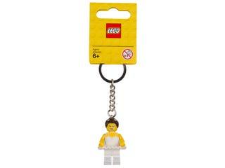 LEGO® Ballerina Keyring