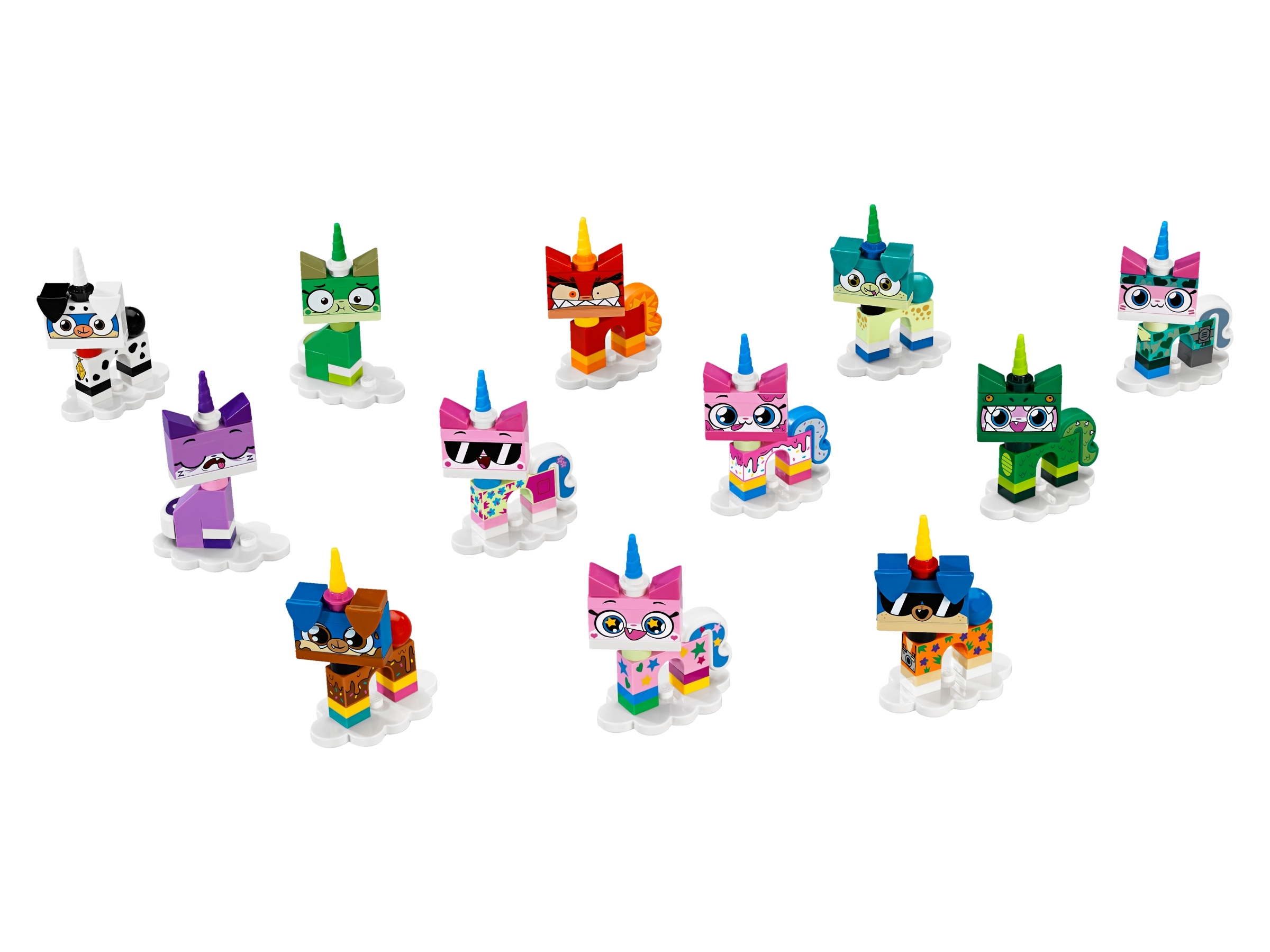 Lego Unikitty Series 1 Minifigures 41775 Shades Puppycorn