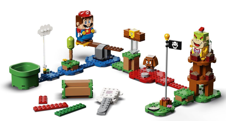 Avonturen met Mario starter set 71360 | LEGO® Super Mario ...