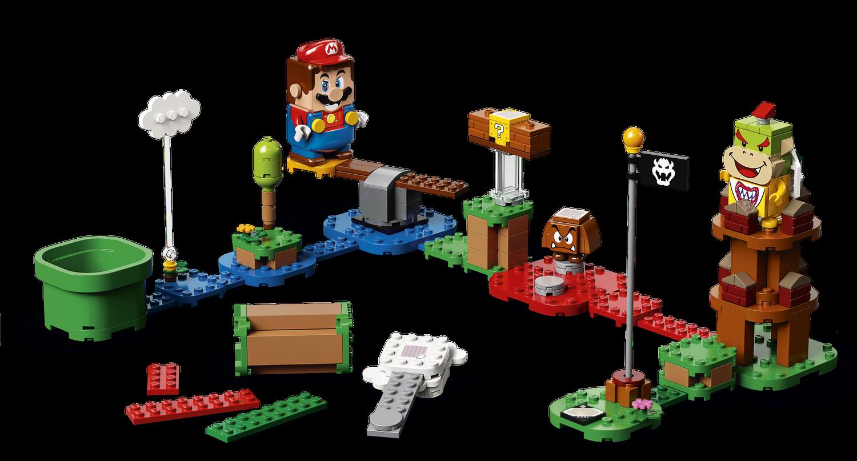 レゴ®マリオ と ぼうけんのはじまり 〜 スターターセット 71360   LEGO ...