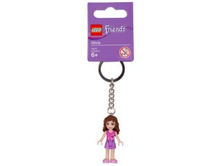 LEGO® Friends Olivia Keyring
