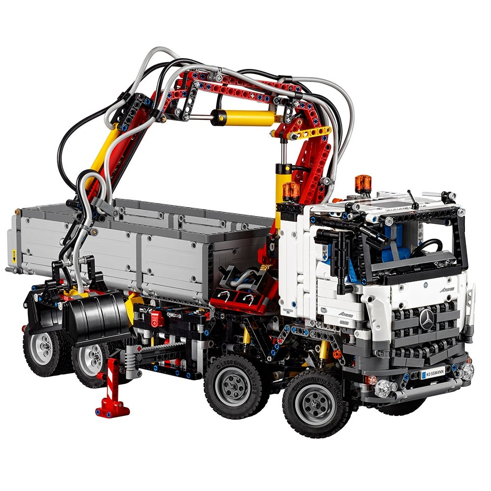 Lego Technic Mercedes-Benz 42043 Manual Instructions Only