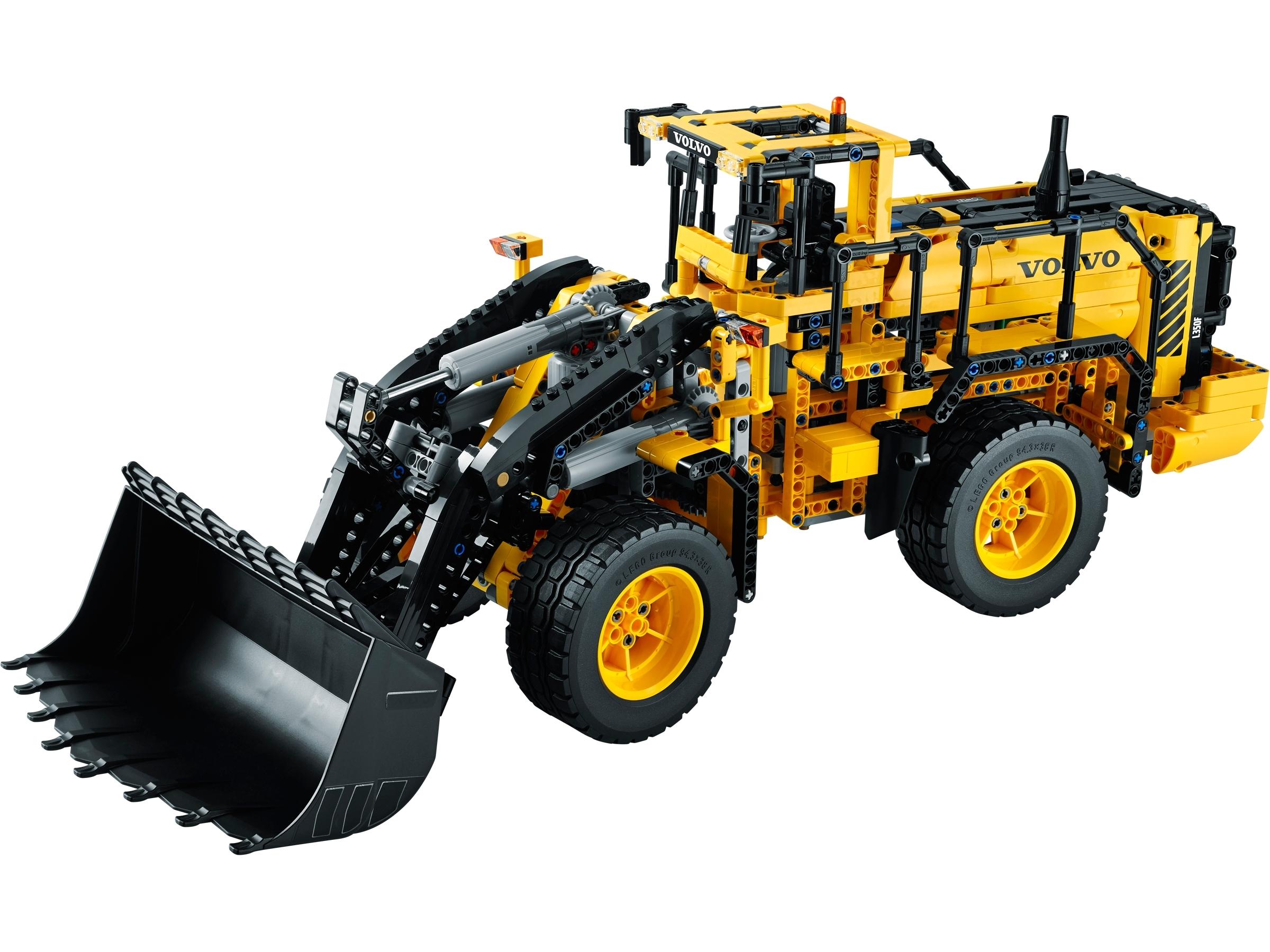 Lego Technic 1 x 4 Liftarm Direction Support Noir