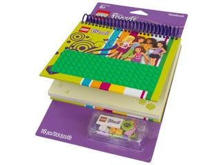 LEGO® Friends Notebook