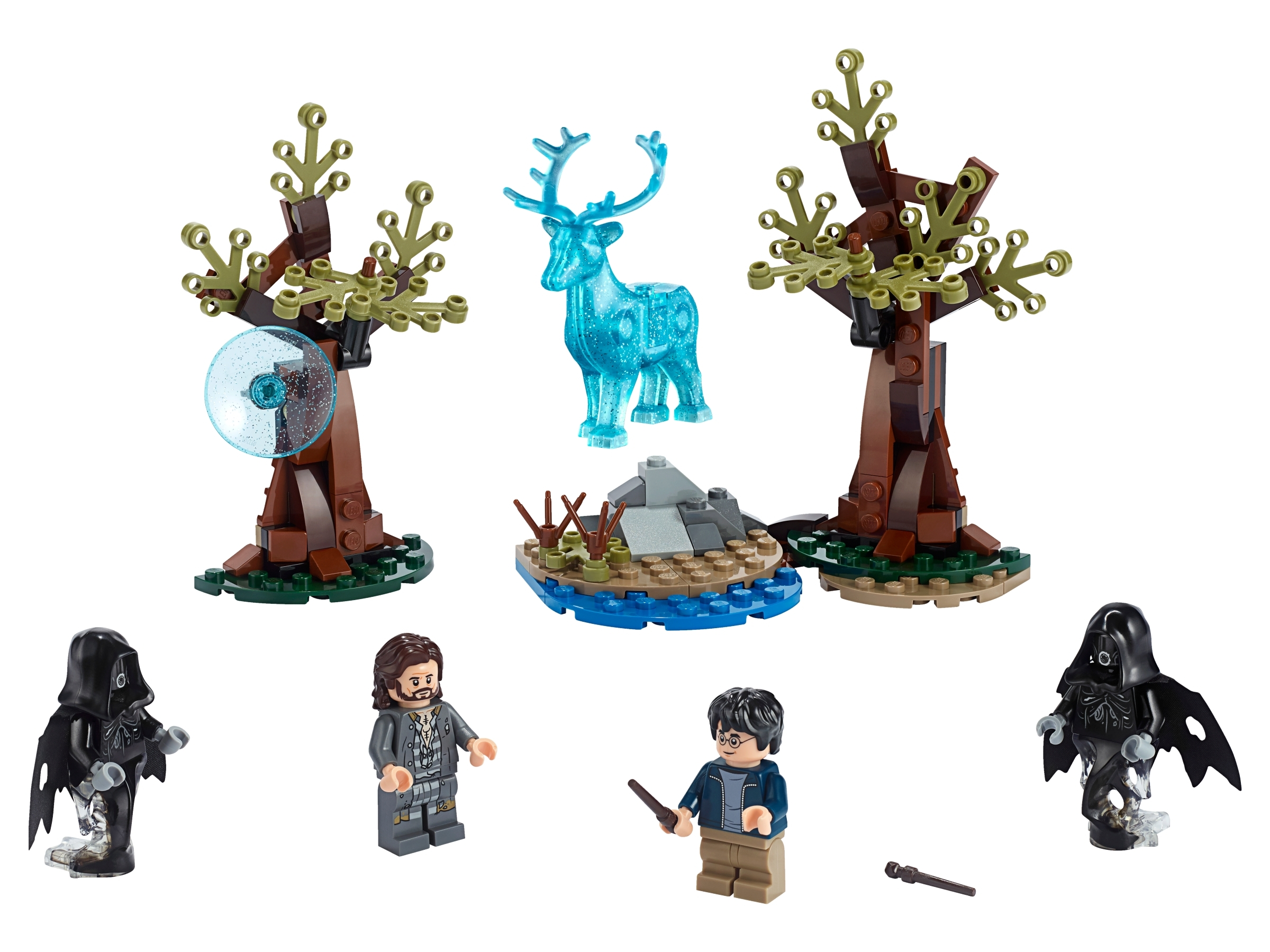 Lego 75945 Harry Potter Figure Patronus stag Expecto Patronum New