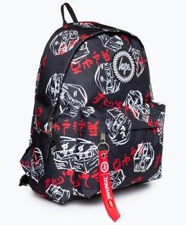 HYPE X LEGO® NINJAGO® Just Hype Faces Backpack