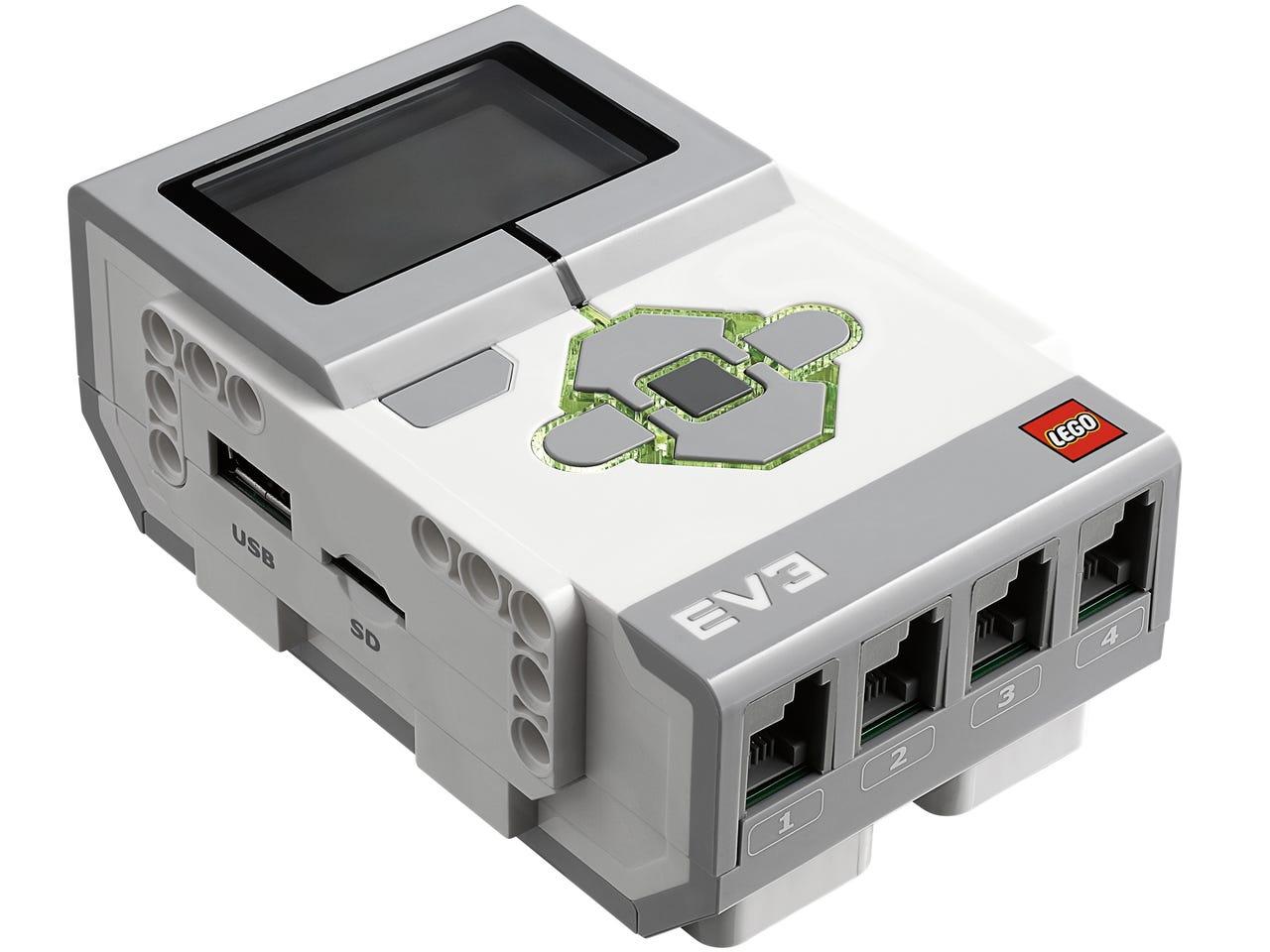 EV3 Intelligent Brick 45500 | MINDSTORMS® | Buy online at the Official LEGO®  Shop US