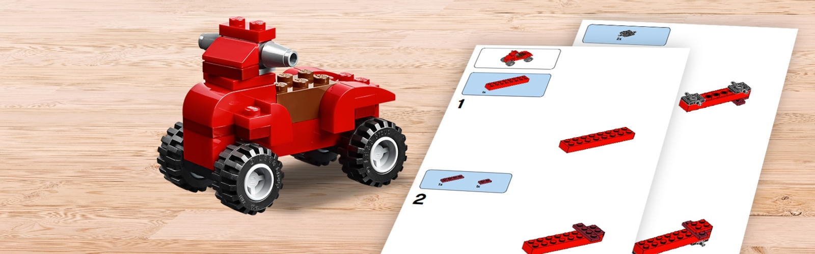 LEGO® Classic toys - Free building instructions   Official