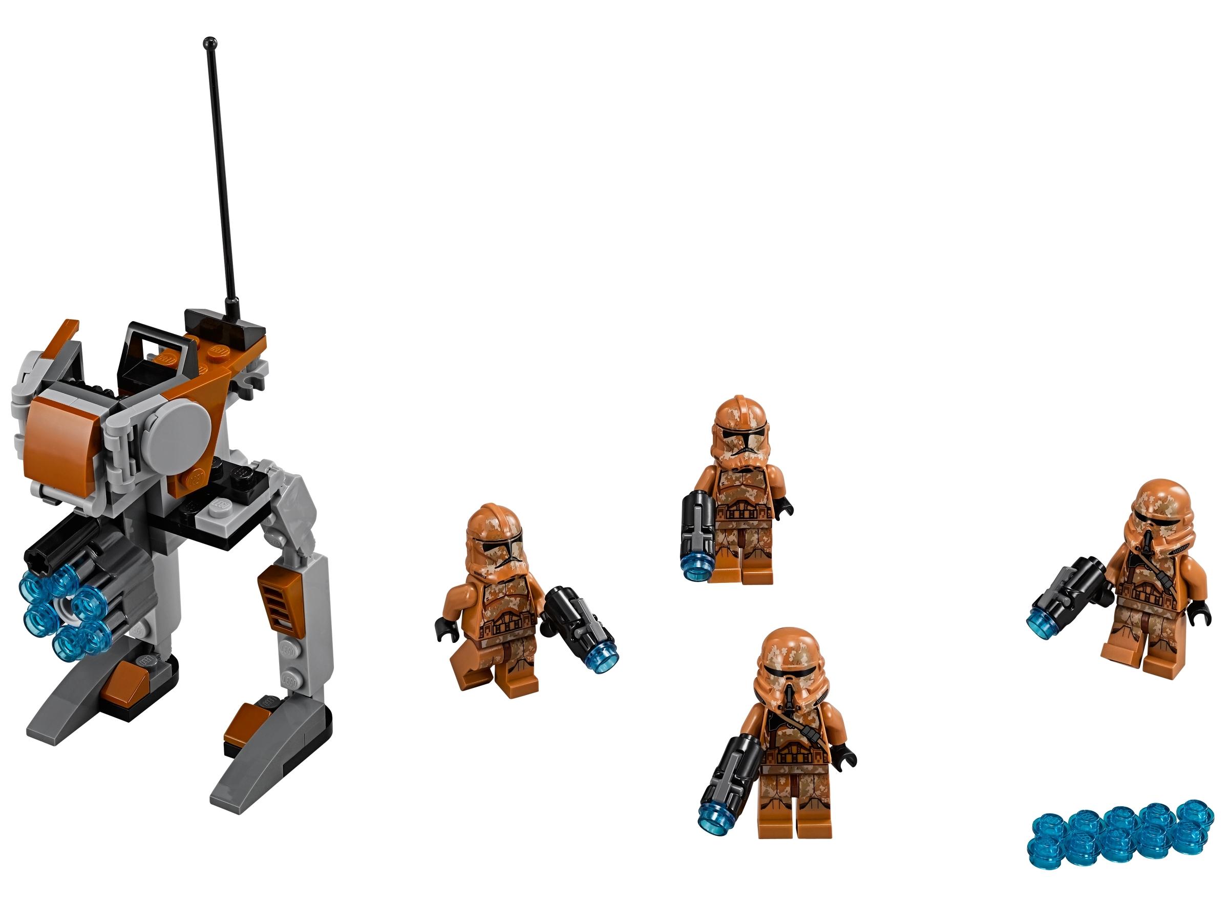 75089 Geonosis Troopers 5x Stud Blaster LEGO NEW Star Wars Geonosis Trooper