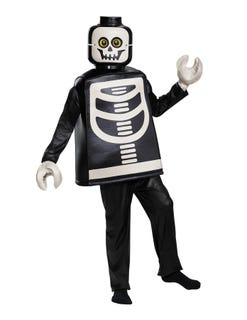 LEGO® Skeleton Deluxe Costume