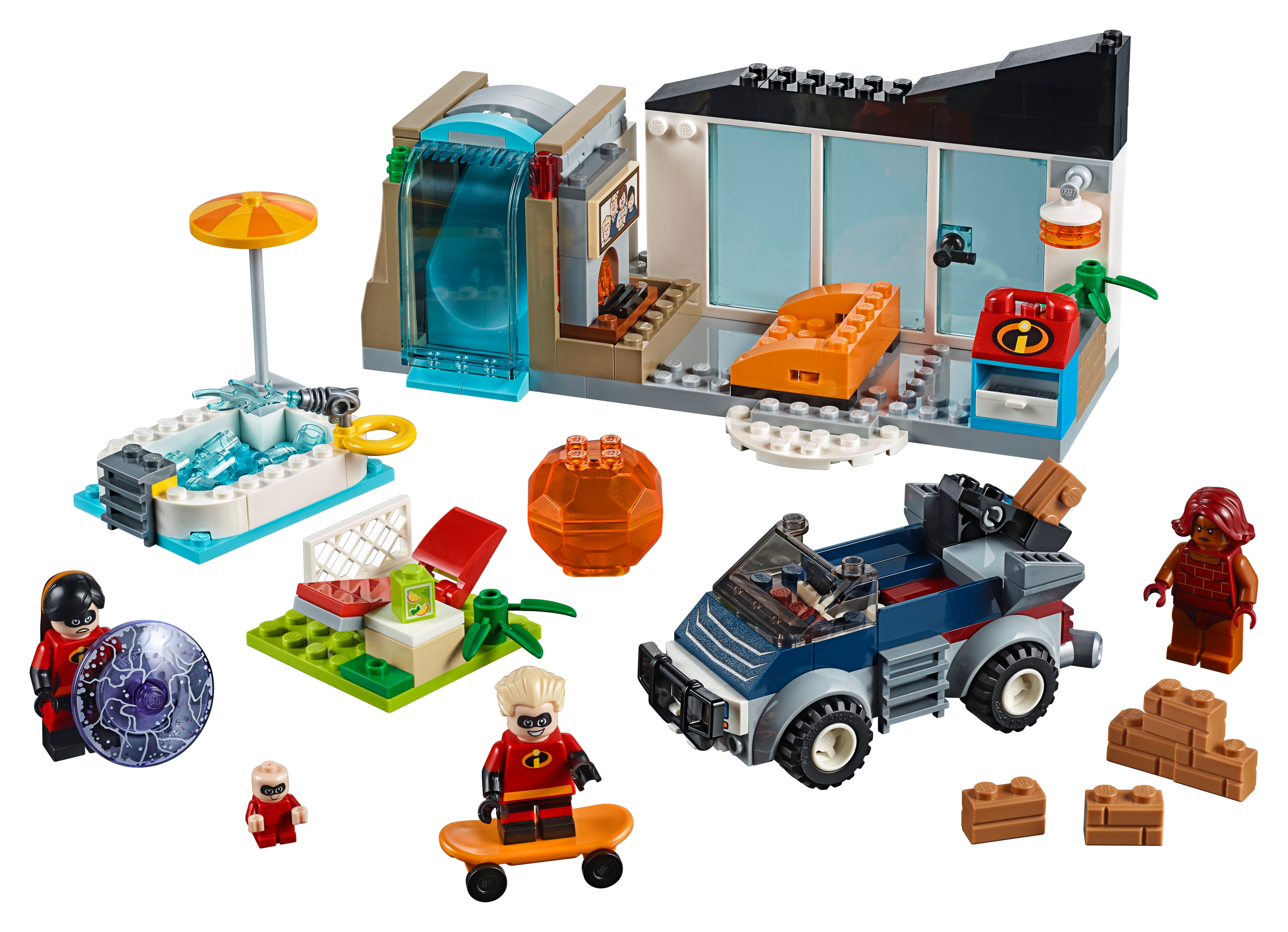 The Great Home Escape 10761 Juniors Buy Online At The Official Lego Shop Us