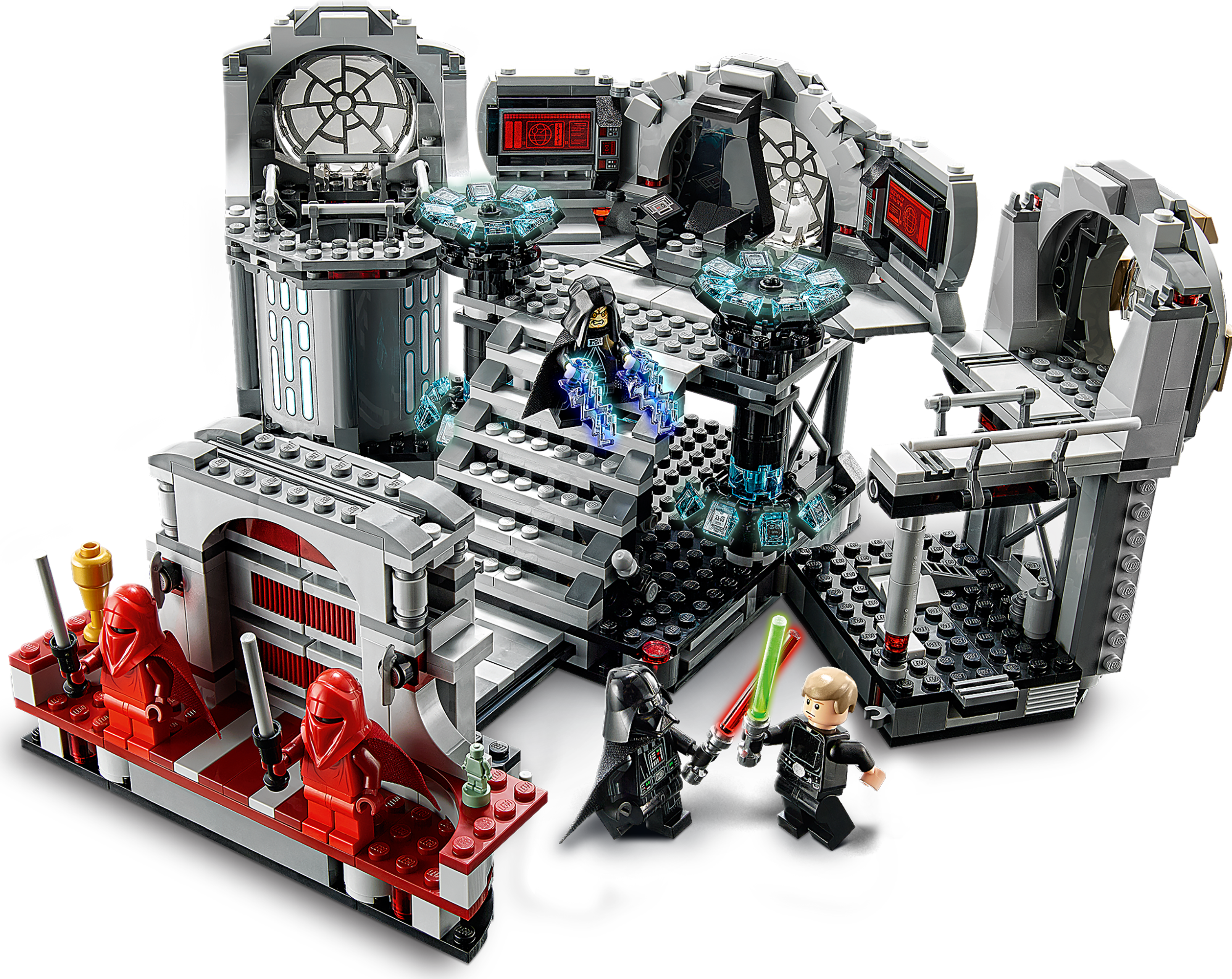 Death Star Final Duel 75291 Star Wars Buy Online At The Official Lego Shop Us