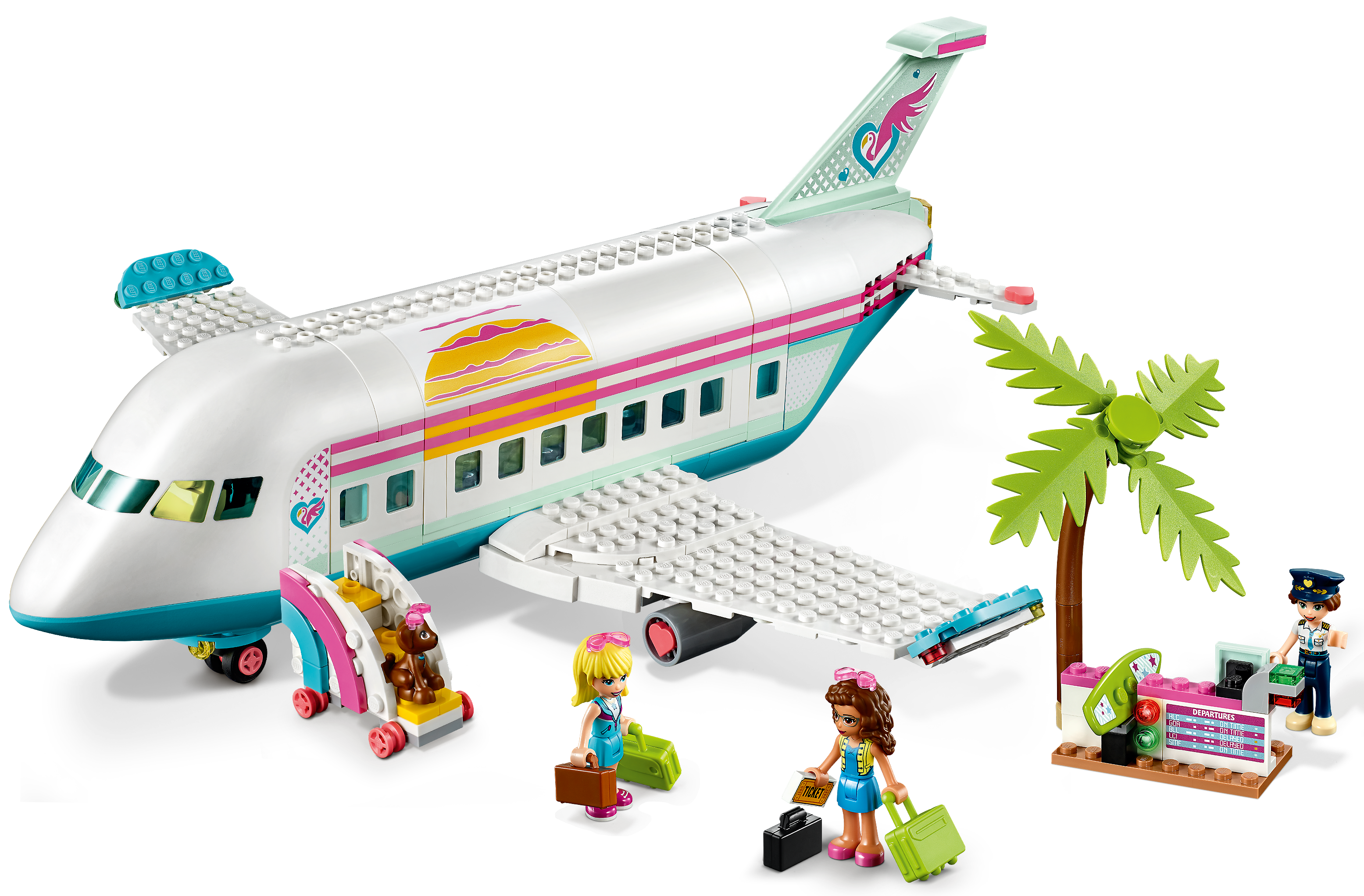 LEGO 41429 Friends Heartlake City Airplane ~Brand NEW~