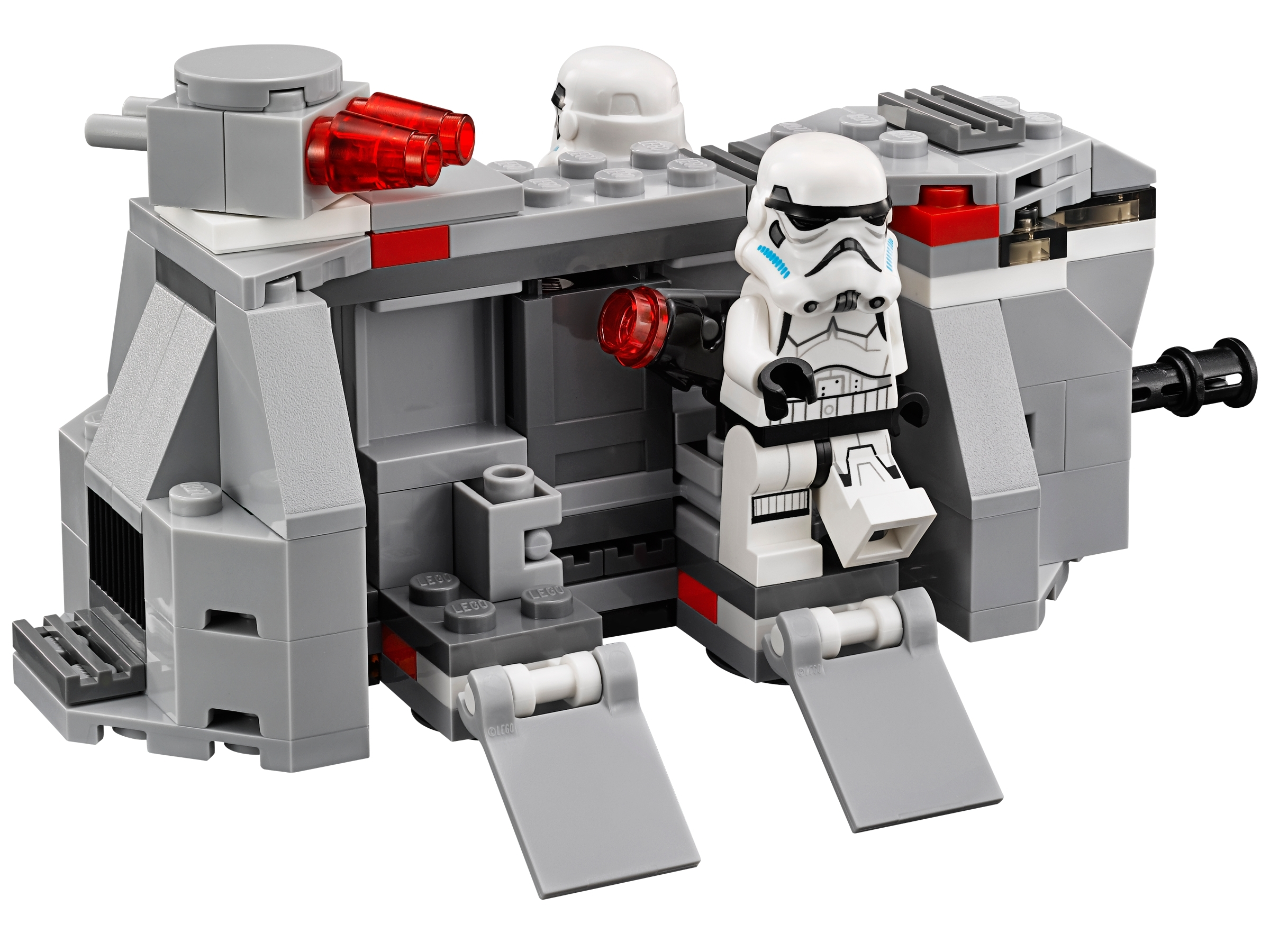 LEGO 75078 Imperial Troop Transport Star Wars Set Stormtroopers Rebel Empire