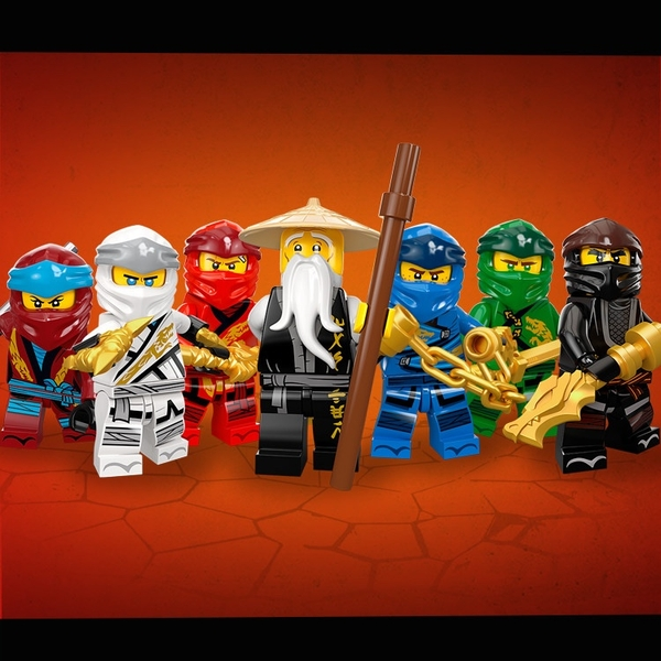 Characters and minifigures | LEGO® NINJAGO | Official LEGO