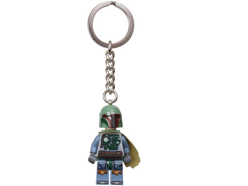 LEGO® Star Wars™ Boba Fett™ Keyring