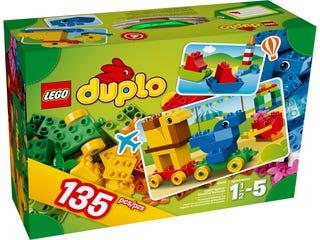Ma valise créative LEGO® DUPLO®