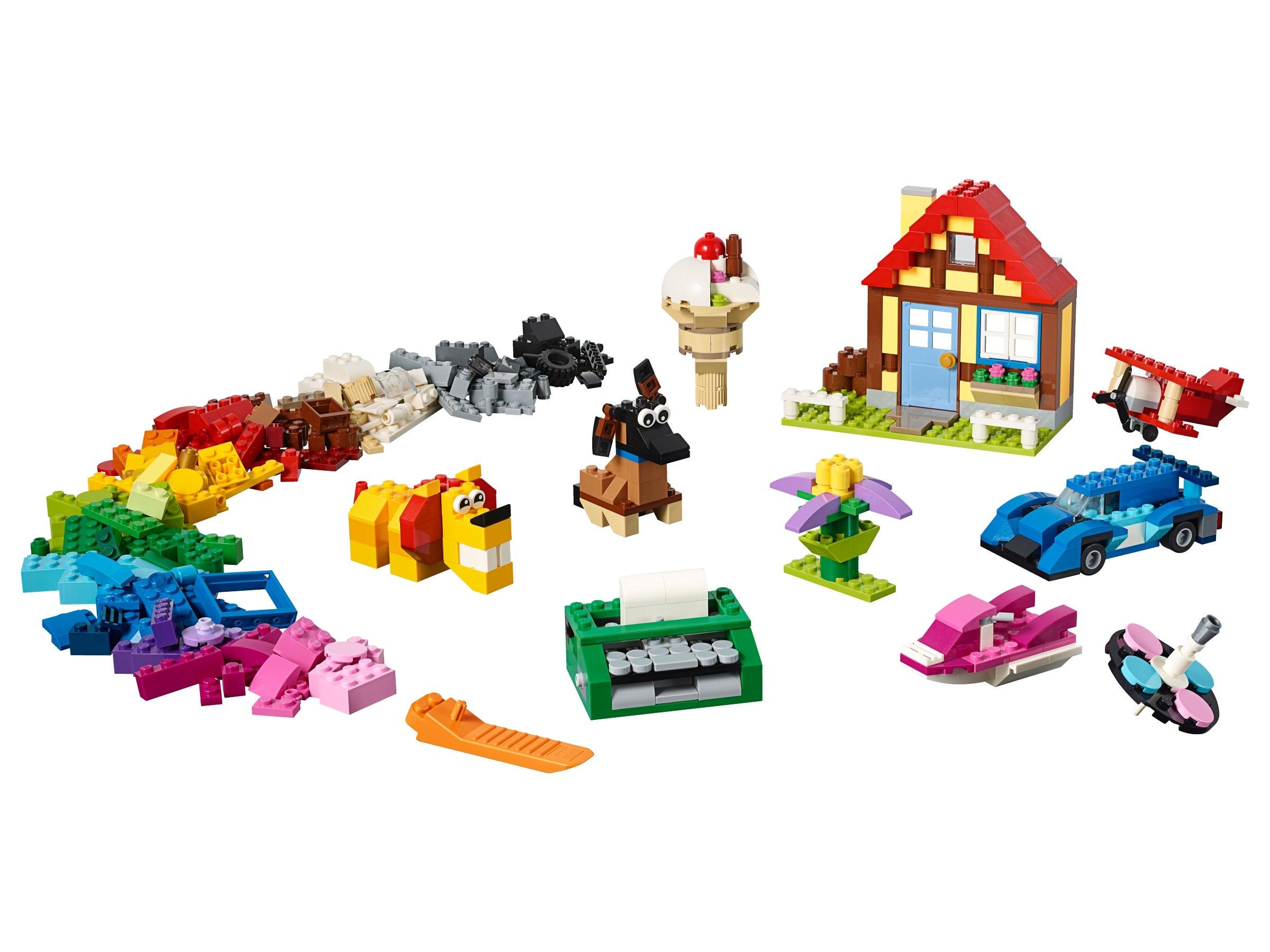 Lego 11005 Kit De Construcción Clásico diversión creativa