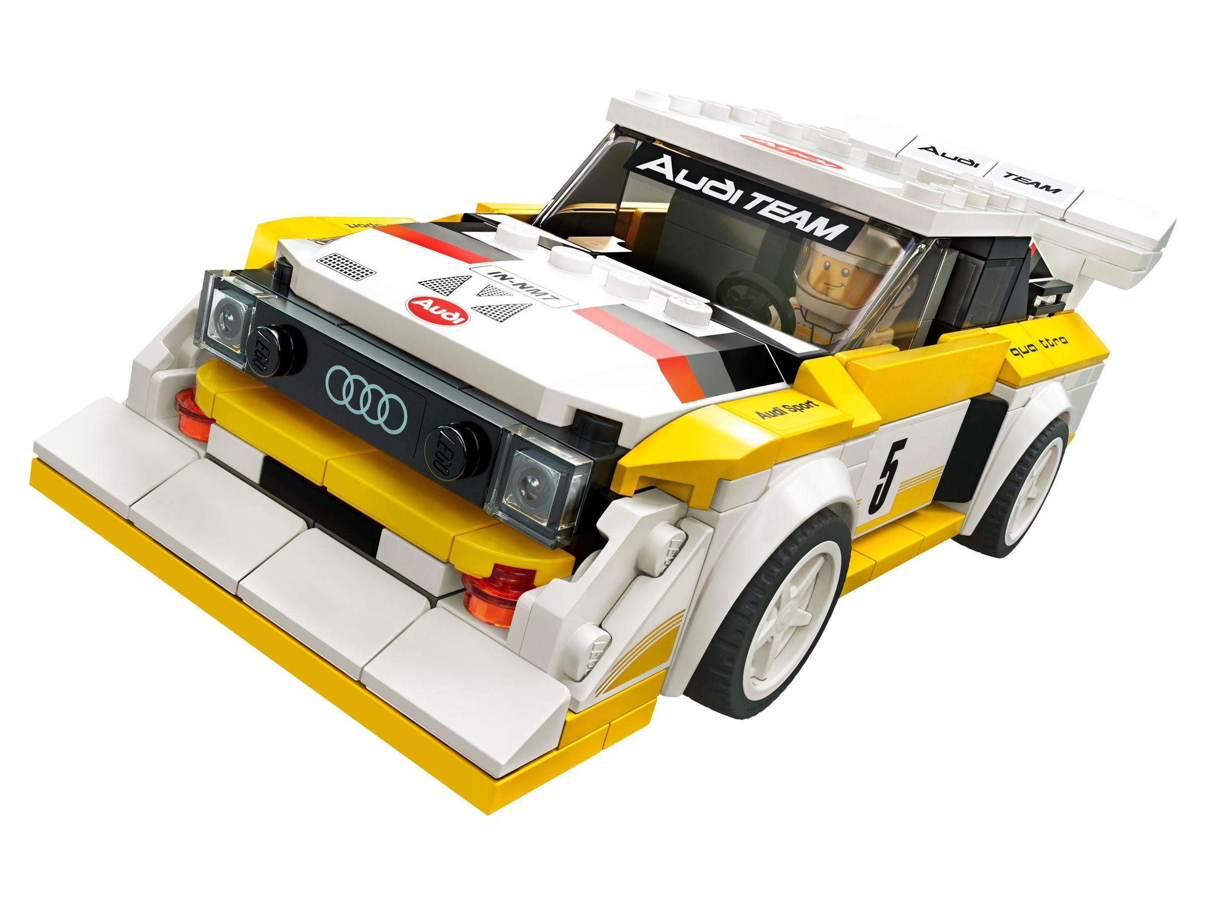 Audi Sport Quattro S1 LEGO