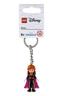 LEGO® ǀ Disney Frozen 2 Anna Key Chain