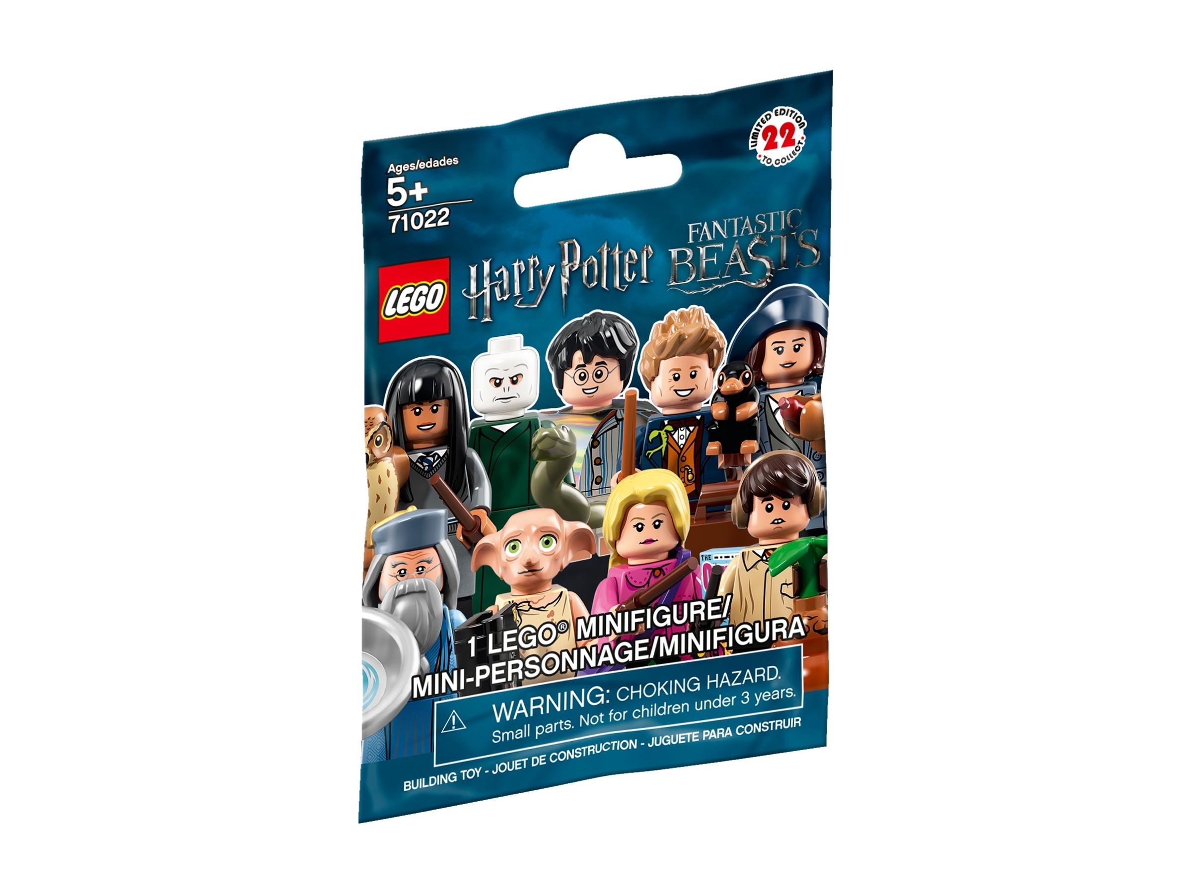 Lego 71022 Minifigure Figurine Harry Potter et les animaux Fantastiques NEUFS