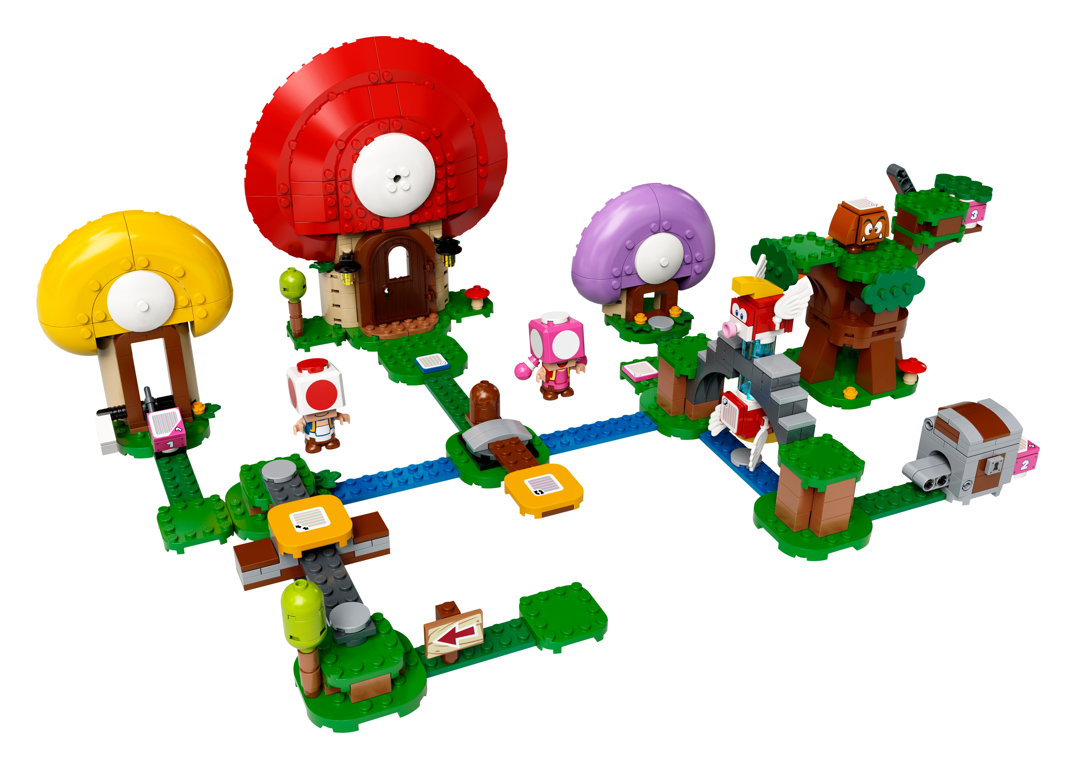 Toad's Treasure Hunt Expansion Set