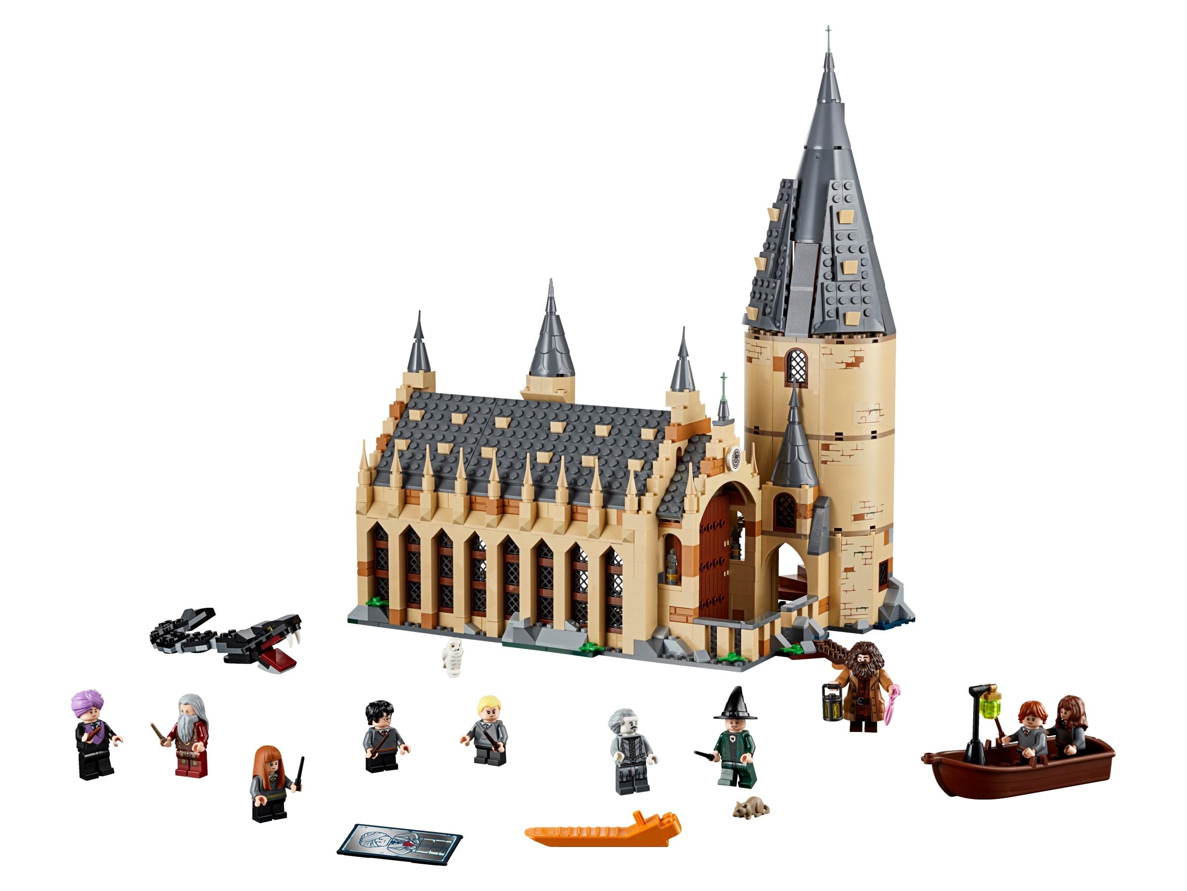 Hogwarts™ Great Hall 75954   Harry