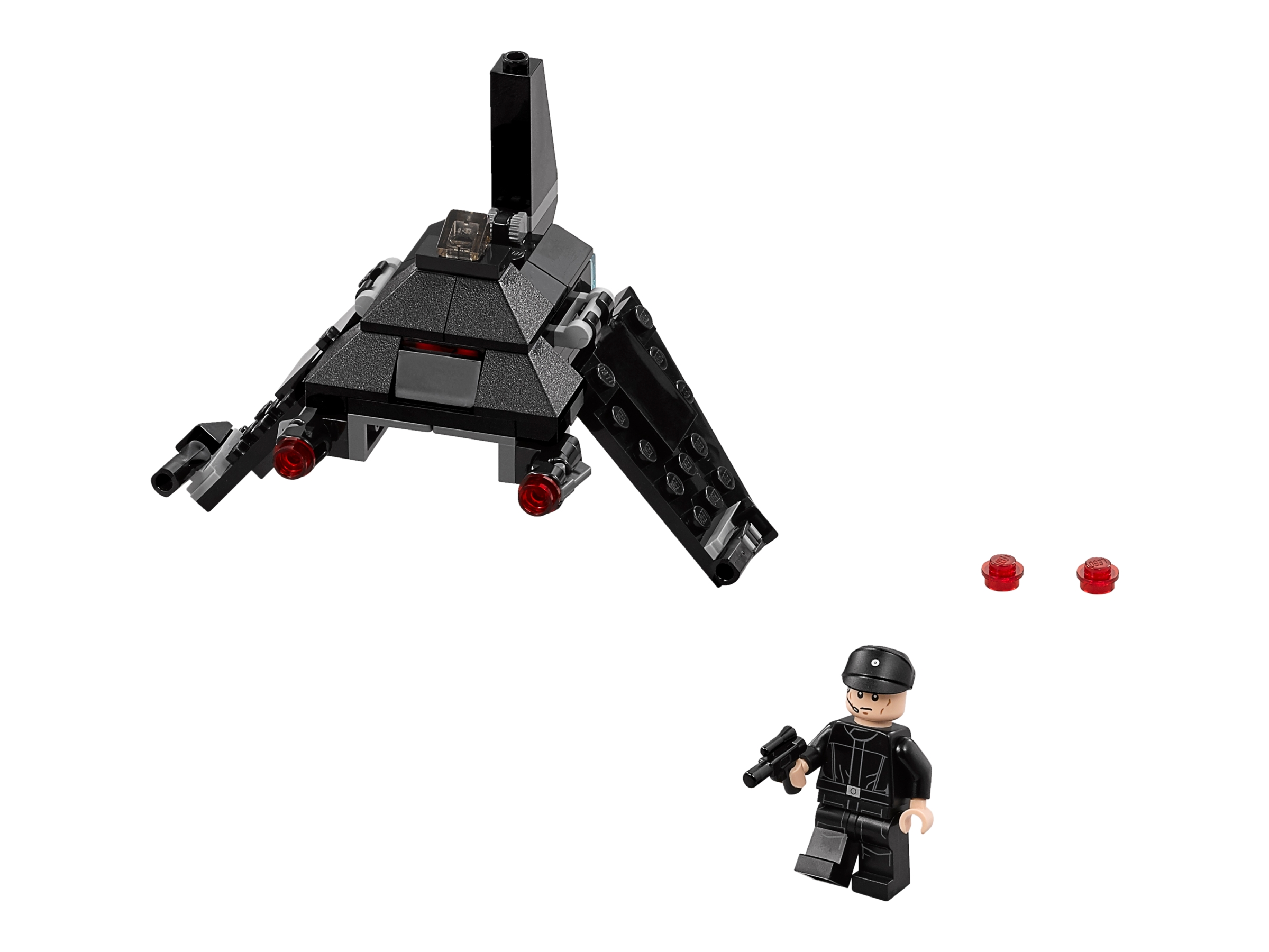75163 LEGO Star Wars Microfighter Imperial Shuttle de Krennic