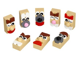 LEGO® Creative Bag Charm