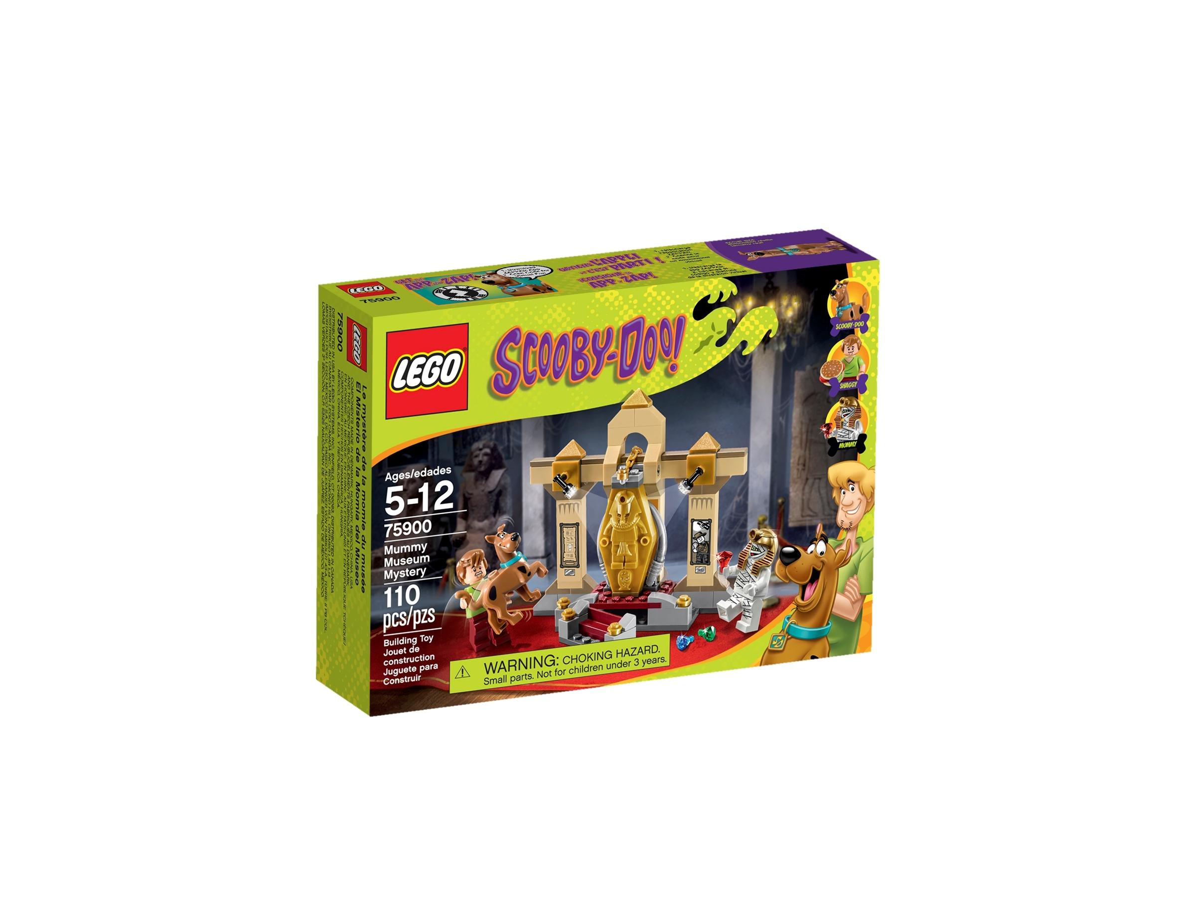 Scooby-Doo Series 75900 Lego Scooby-Doo Minifigure BRAND NEW