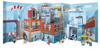 LEGO® City Mein Pop-up-Buch