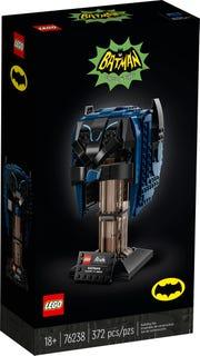 Batman™ Maske aus dem TV-Klassiker