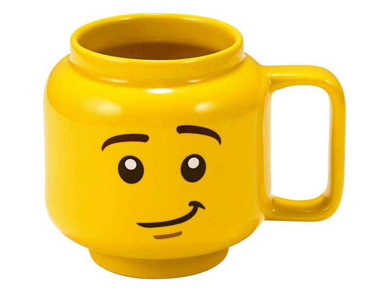 LEGO® Minifigure Ceramic Mug