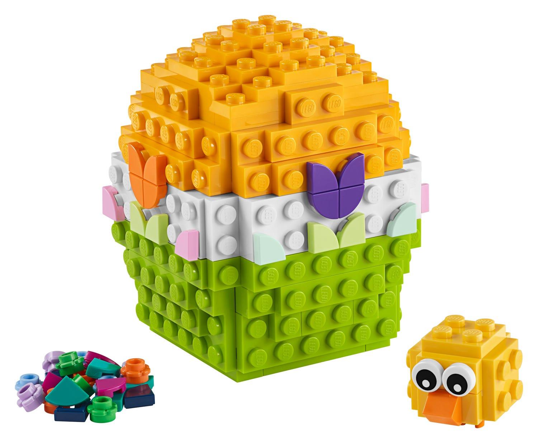 L'œuf de Pâques LEGO®