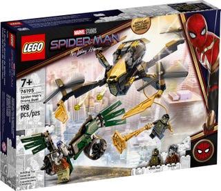 Örümcek Adam'ın Dron Düellosu