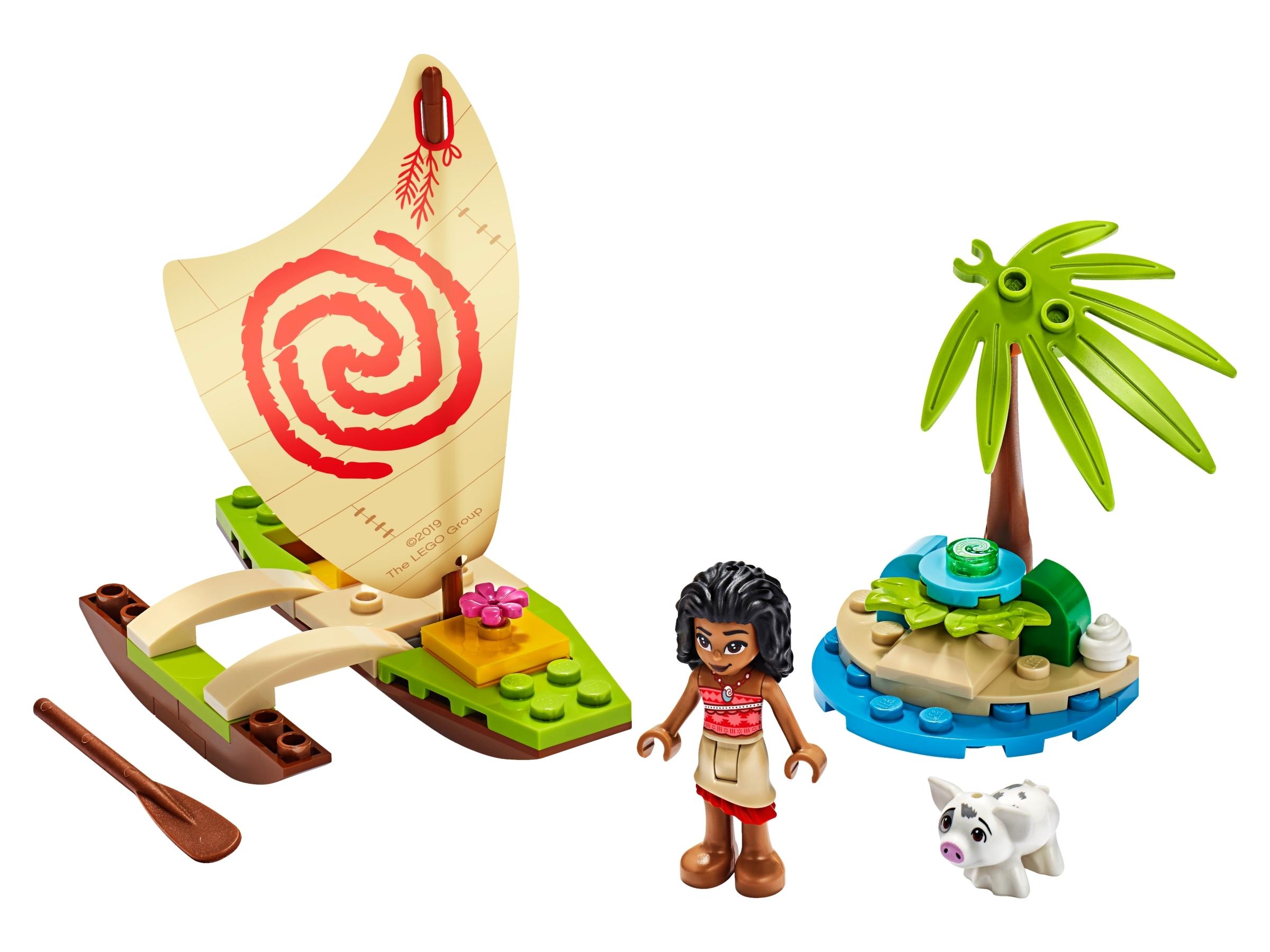 Moana's Ocean Adventure 43170 | Disney™ | Buy online at the ...