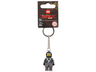 Porte-clés Nya LEGO® NINJAGO®, LE FILM™