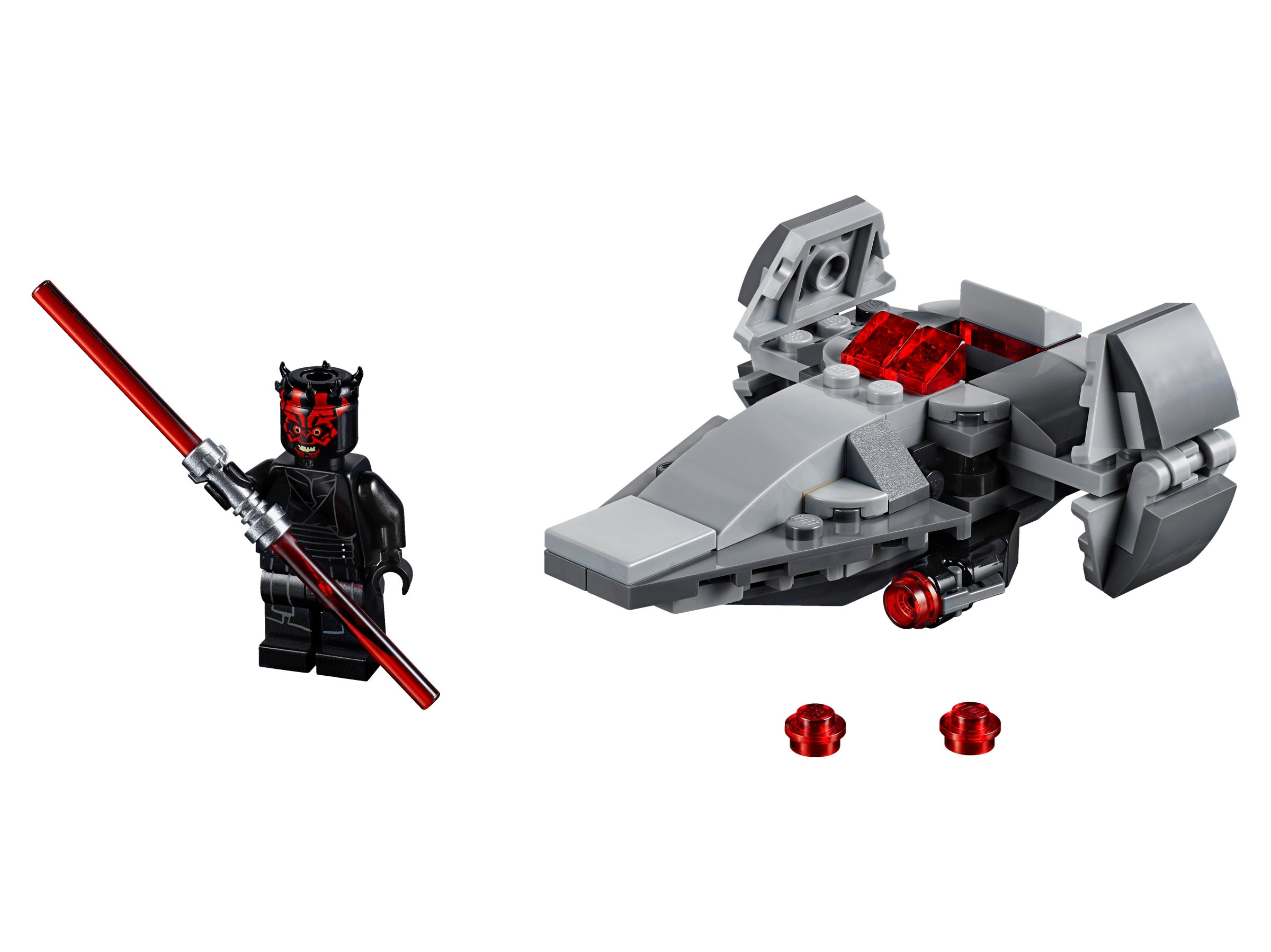 LEGO STAR WARS  75223 Sith Infiltrator Microfighter 75224 Starfighter N1//19