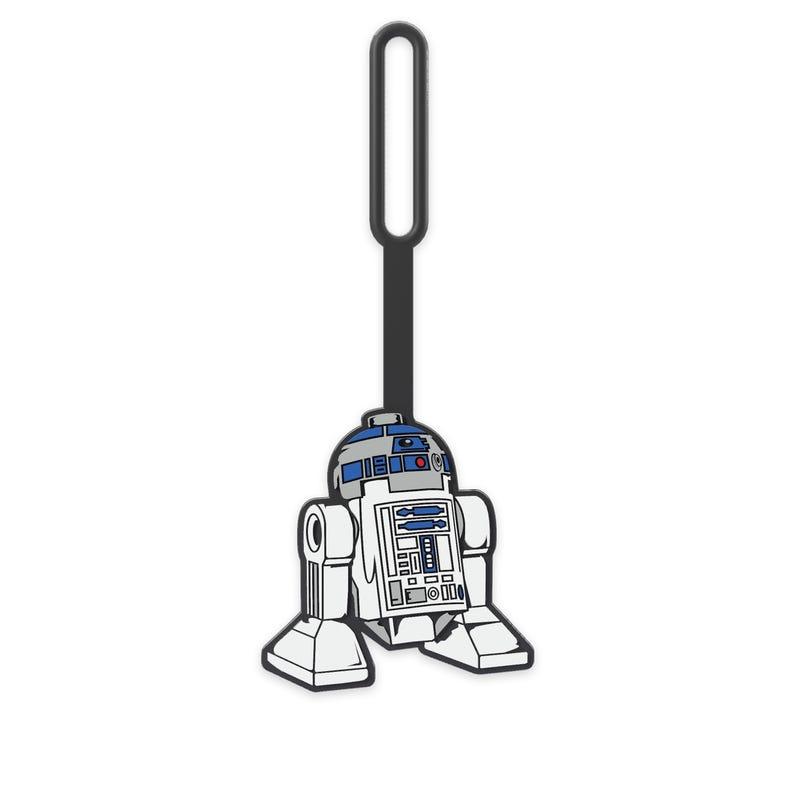 R2 D2 Bag Tag