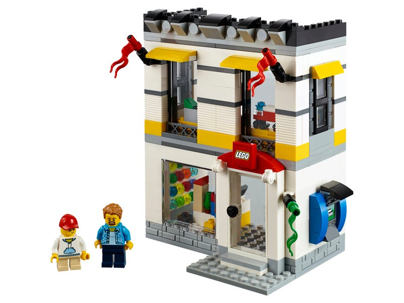 Magasin LEGO® miniature