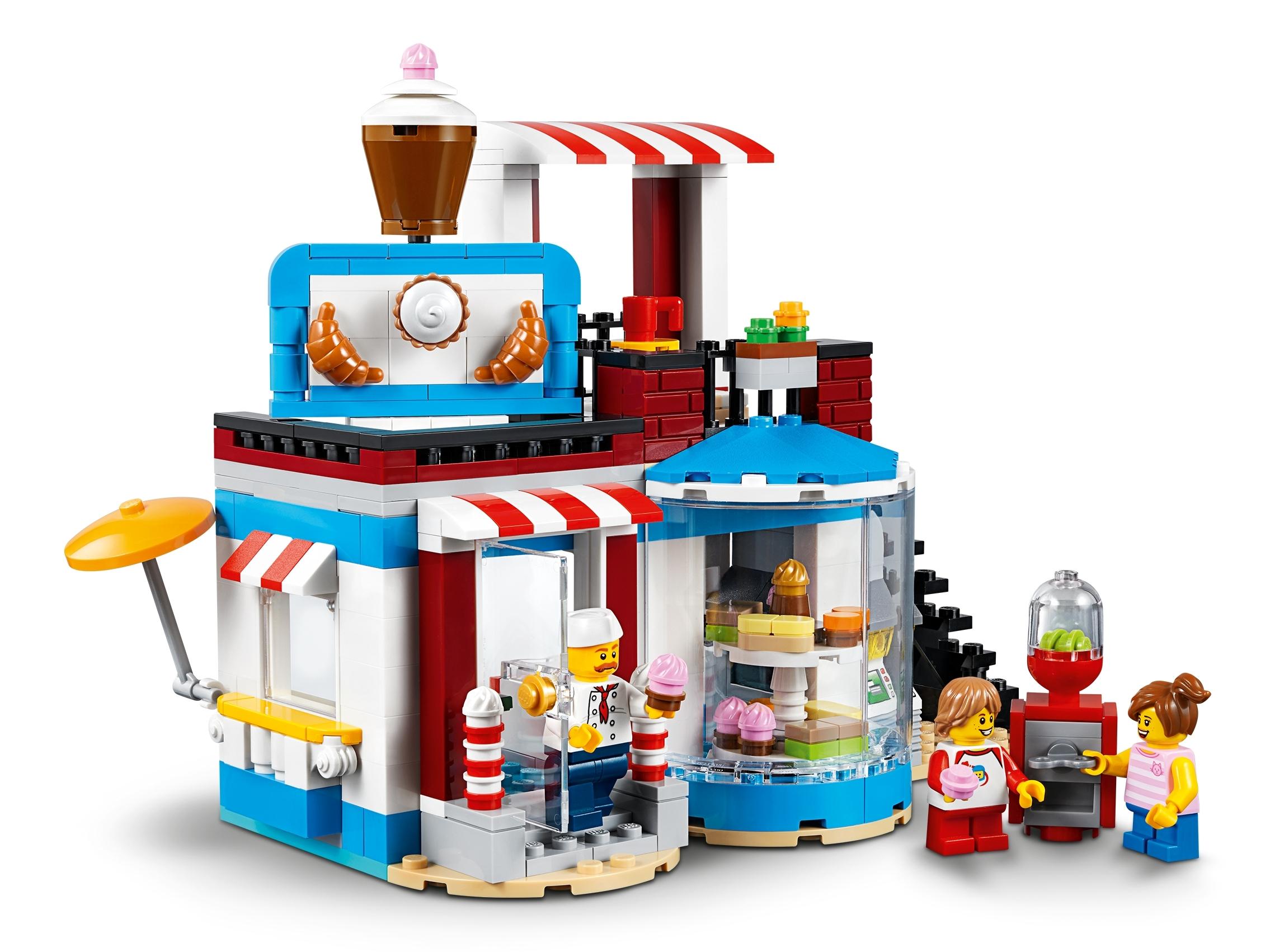 Lego 31077 Creator Modular Sweet surprises Building Set