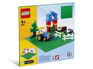 LEGO® Yeşil Taban Plakası (32x32 delikli)