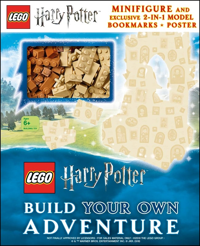 """Harry Potter"""" Build your own adventure"""