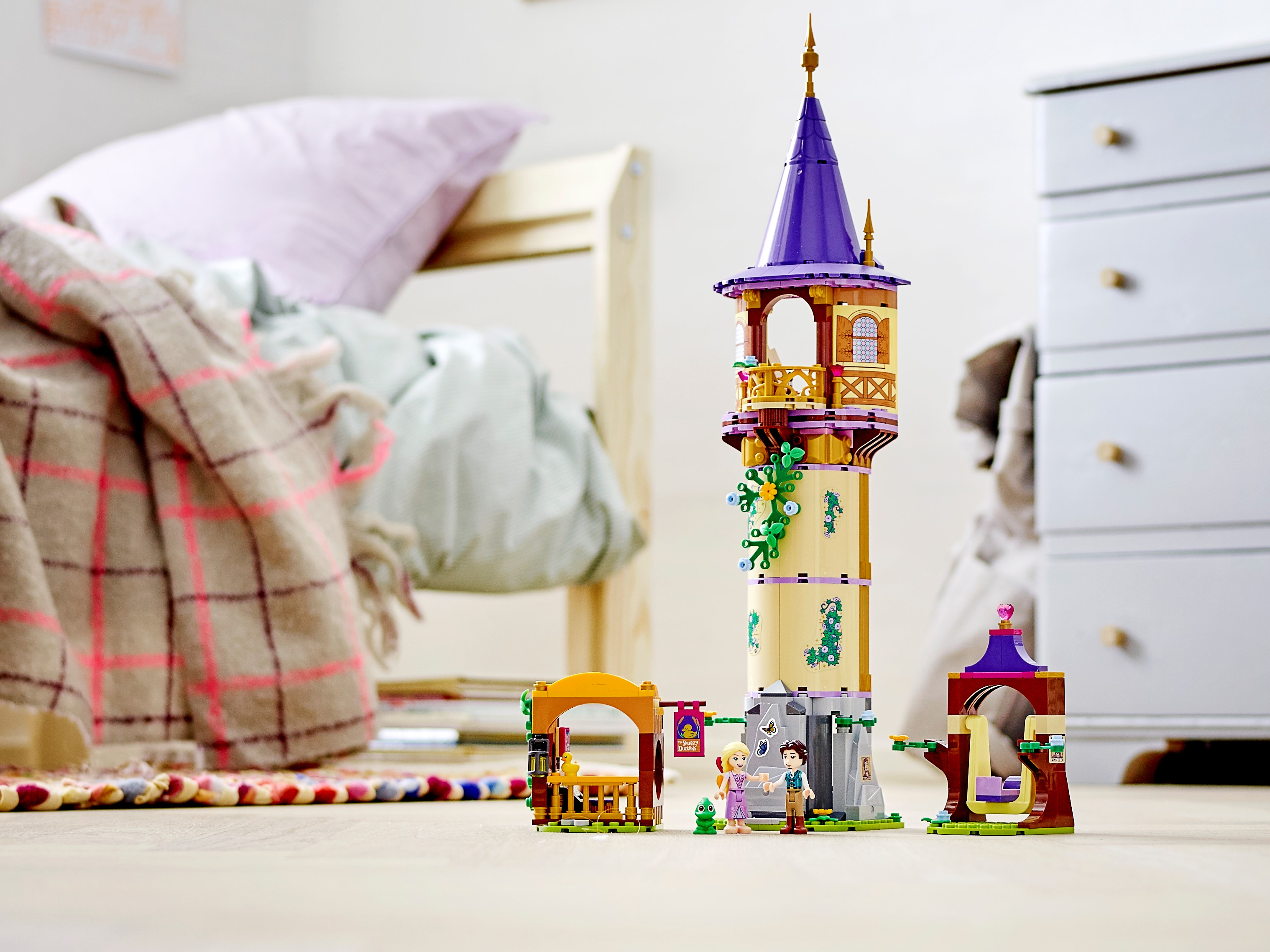 43187 for sale online LEGO Rapunzel/'s Tower Disney Princess