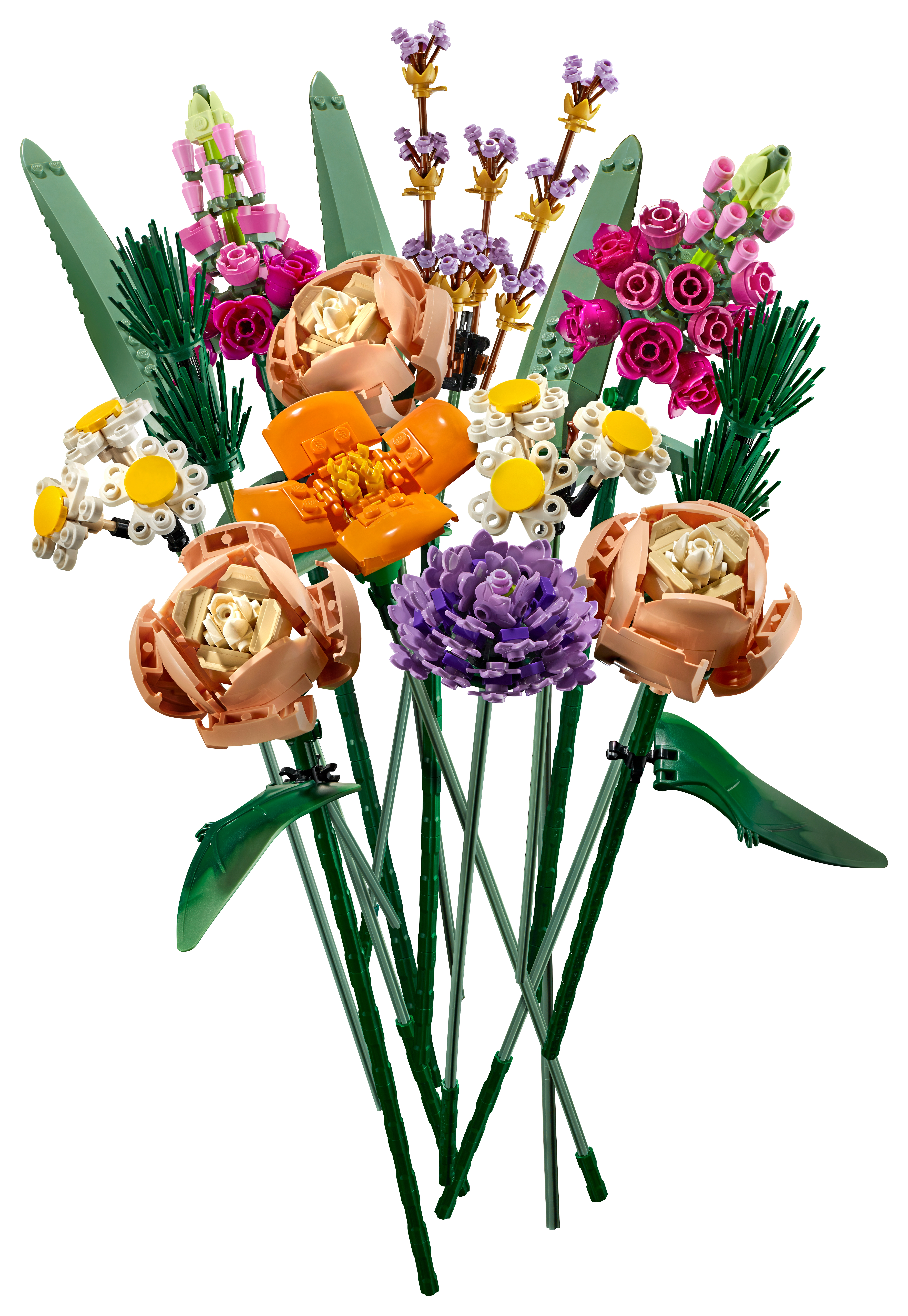 Flower Bouquet 10280 Creator Expert Buy Online At The Official Lego Shop Us