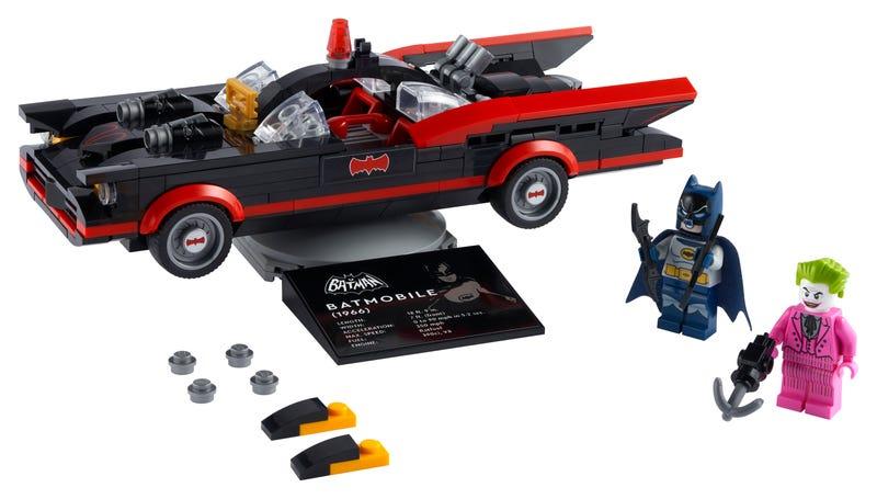 Batman Classic TV Series Batmobile
